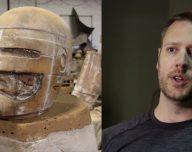 RoboCop Statue Neill Blomkamp