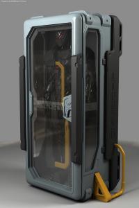 Robocop Illustration 208StorageCase V05 HiPoly 020234