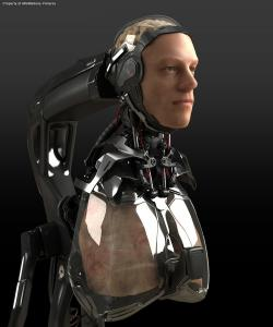 Robocop Illustration AsseblyTable V01 BrainandLungs FDeMartini 020234