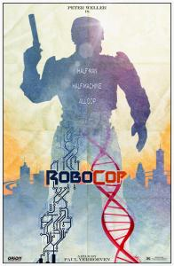robocop movie poster by danieleredrossini-d7feska